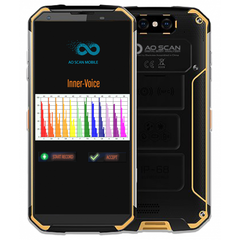 AO-Scan-basic mobile device